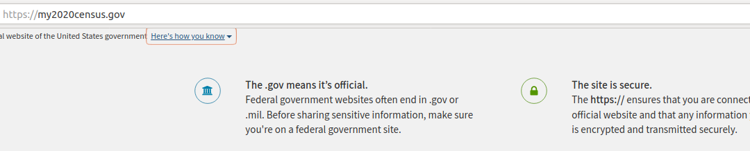 US Government Sites Give Bad Security Advice