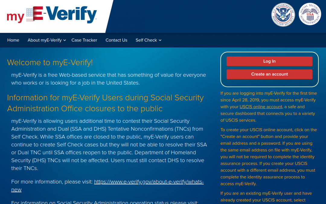 """E-Verify's """"SSN Lock"""" is Nothing of the Sort"""