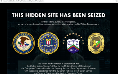 Arrest, Seizures Tied to Netwalker Ransomware