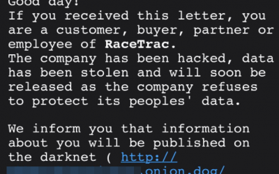 Ransom Gangs Emailing Victim Customers for Leverage